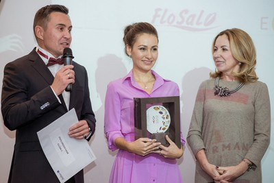 Гран-при от FloSal для Vesna Beauty Awards